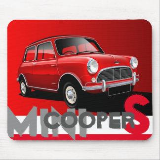 De Mat van de Muis van Mini Cooper S Muismat