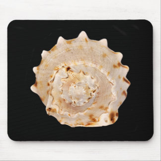 De Mat van de Muis van Shell van de kroonslak Muismat