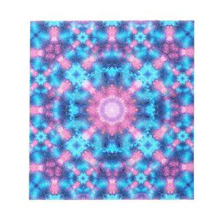 De Matrijs Mandala van de Energie van de nevel Notitieblokken
