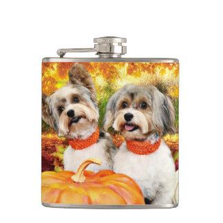 De Maximum Thanksgiving van de herfst - & Leeuw - Heupfles