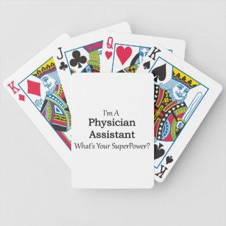 De Medewerker van de arts Poker Kaarten