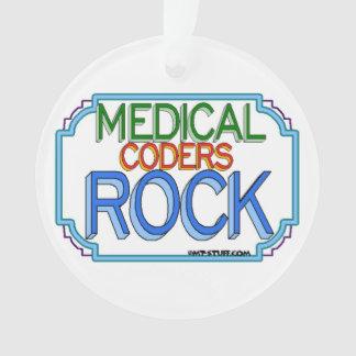De medische Codeurs schommelen Ornament