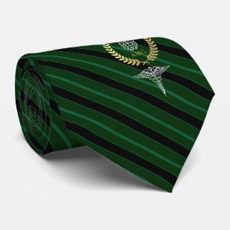 De medische Hersenen personaliseerden Groen Club Stropdas