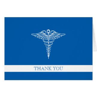 De medische Professionele Douane dankt u Briefkaarten 0