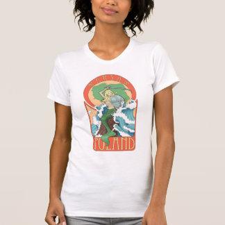 De Meermin van Polen Warshau T Shirt