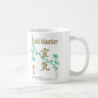 De Meester van Reiki Koffiemok