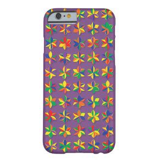 De mega Bloemen van de Kleur Barely There iPhone 6 Hoesje