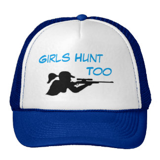 De meisjes jagen ook mesh pet