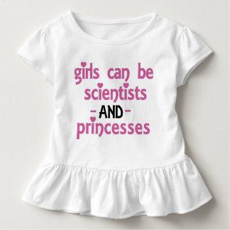 De meisjes kunnen zijn kinder shirts