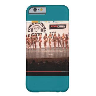 De Meisjes van de gymnastiek telefoneren Dekking Barely There iPhone 6 Hoesje
