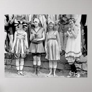 De Meisjes van de trofee: 1919 Poster