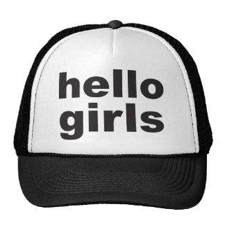 De Meisjes van Hello Trucker Petten