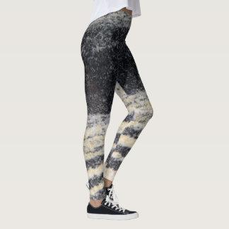 De Meisjes van het gneis schommelen beenkappen Leggings