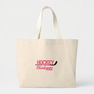 De Meisjes van het hockey beslissen Grote Draagtas