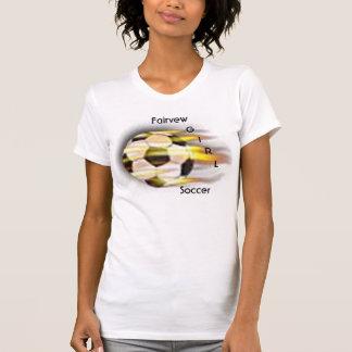 De meisjes van het Voetbal van Fairview T Shirt