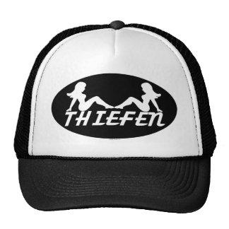 De Meisjes van Mudflap van Thiefen Trucker Cap