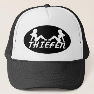 De Meisjes van Mudflap van Thiefen Trucker Pet