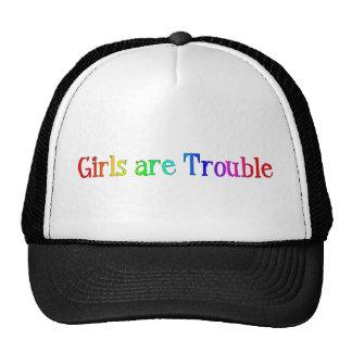 De meisjes zijn Probleem Trucker Cap