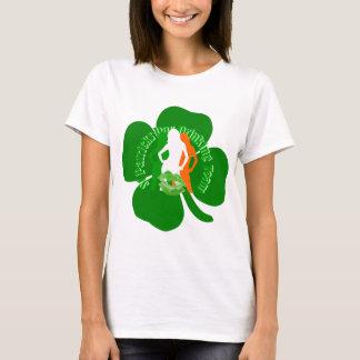 De meisjesSt Patricks van de pret het Ierse dag T Shirt
