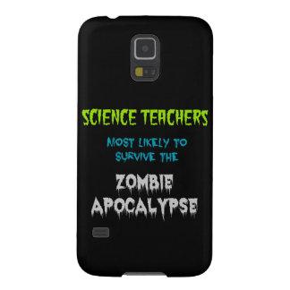 De Melkweg S5 ScienceTeacherApocalypse van Samsung Galaxy S5 Hoesje