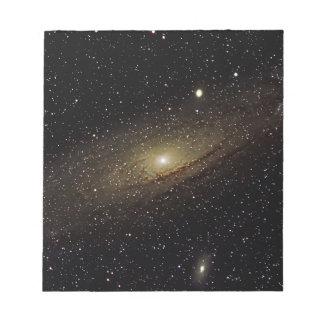 De Melkweg van Andromeda Kladblokken