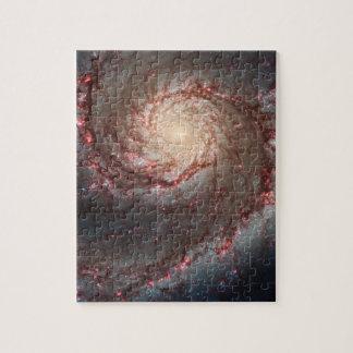 De Melkweg van de draaikolk Puzzel