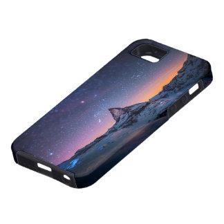 De Melkweg van Matterhorn en van de Melkweg Tough iPhone 5 Hoesje