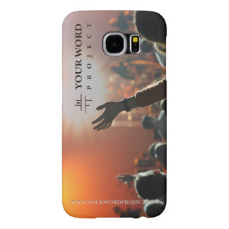 De Melkweg van Samsung S6 Uw hoesje van Word Samsung Galaxy S6 Hoesje