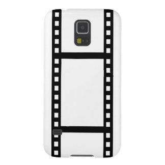De Melkweg van Samsung van de Strook van de film Galaxy S5 Hoesje