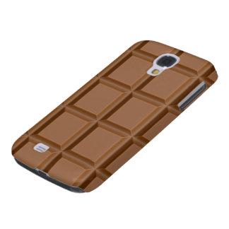 de melkweg van zoete chocoladeSamsung S4 nauwelijk Galaxy S4 Hoesje