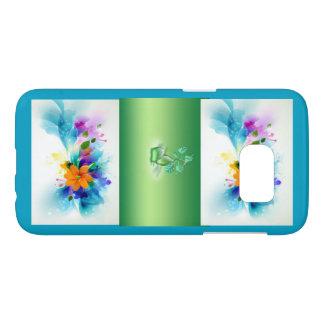de melkweghoesje van Samsung met ontwerp Samsung Galaxy S7 Hoesje