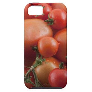 De Mengeling van de tomaat Tough iPhone 5 Hoesje