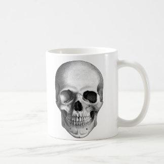 De menselijke Mok van de Koffie van de Schedel