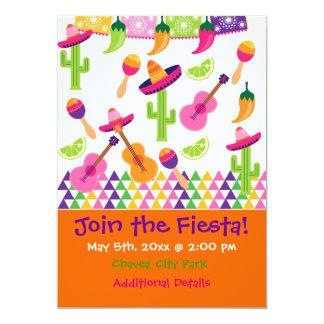 De Mexicaanse Uitnodigingen van Saguaro van de