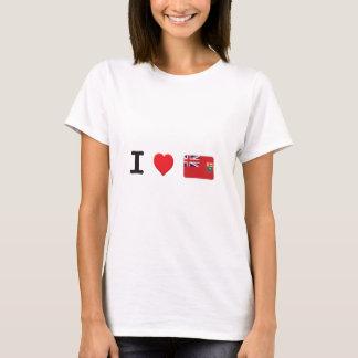 De Micro van Manitoba T Shirt