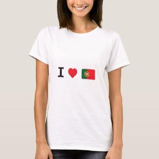 De Micro van Portugal T Shirt