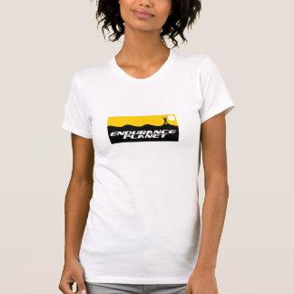 De micro-Vezel van de Planeet van de duurzaamheid T Shirt