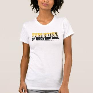De micro-Vezel van de Prestaties van Dames EOB T Shirt