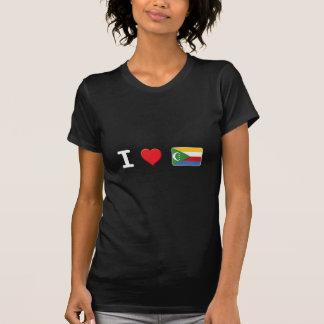 De Micro W van de Comoren T Shirt