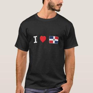 De Micro W van de Dominicaanse Republiek T Shirt