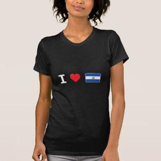 De Micro W van El Salvador T Shirt