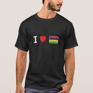 De Micro W van Mauritius T Shirt