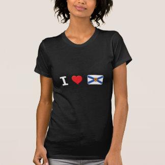 De Micro W van Nova Scotia T Shirt
