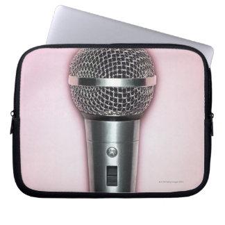 De Microfoon van het chroom Laptop Sleeve