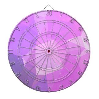 De middelgrote Achtergrond van de Veelhoek van de Dartbord