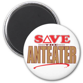 De miereneter spaart ronde magneet 5,7 cm