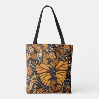 De Migratie van de Vlinder van de monarch Draagtas