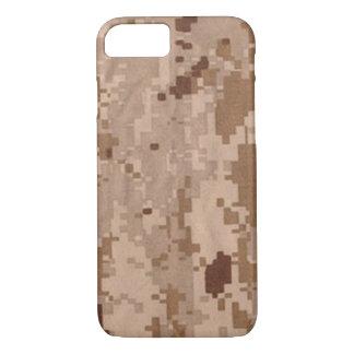 De Militaire Camouflage van de woestijn iPhone 8/7 Hoesje