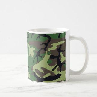 De militaire Mok van de Camouflage