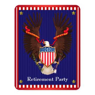 De militaire Partij van de Pensionering Kaart